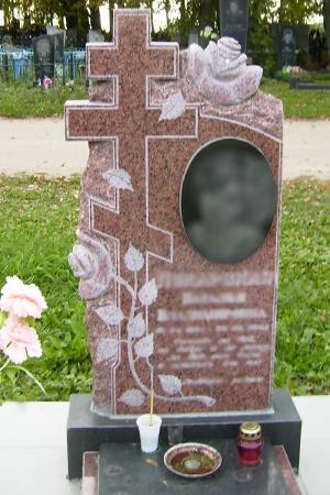 надгробие на могилу фото