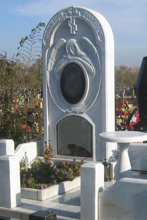фото надгробий из мрамора