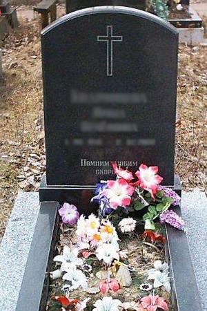 памятники на могилу фото 6